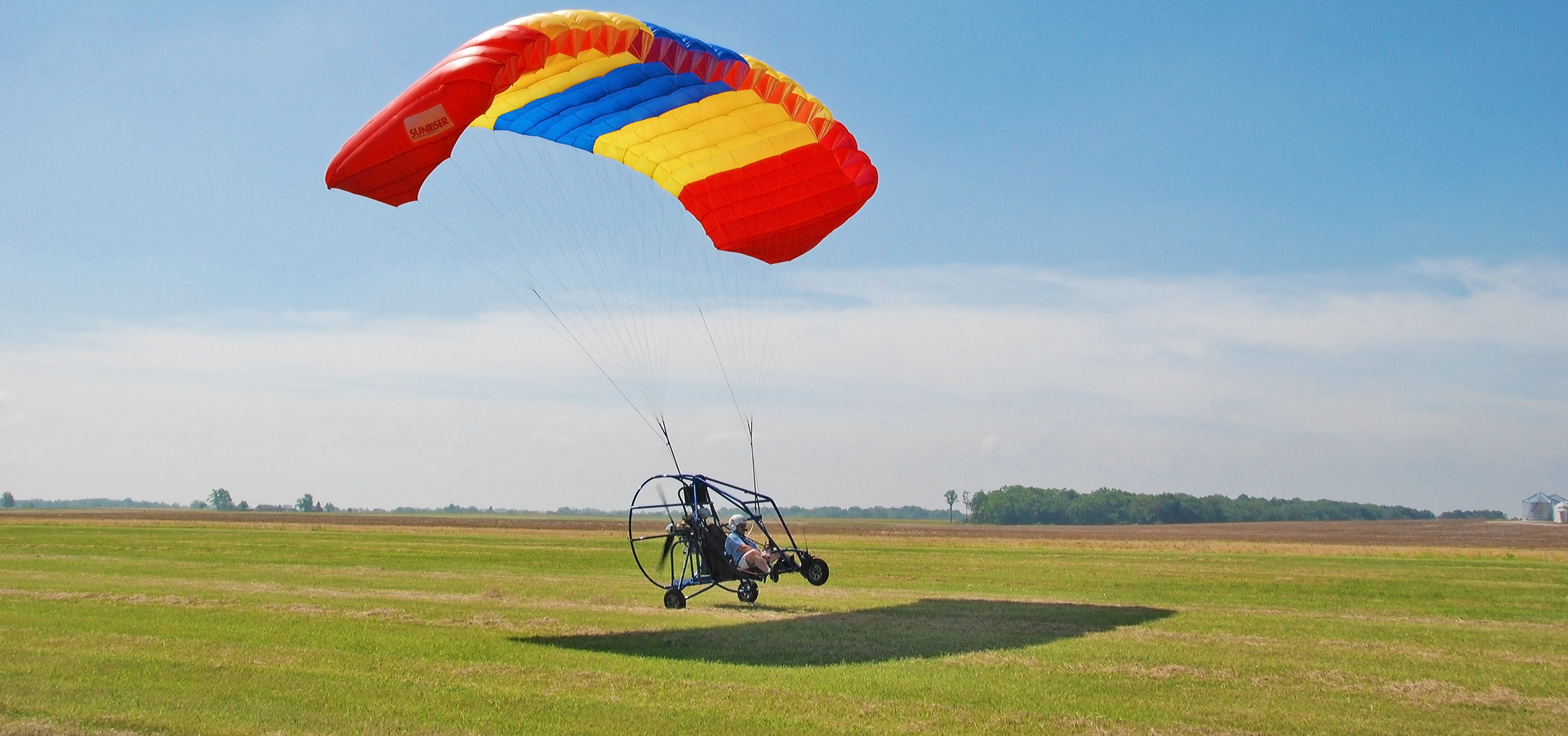 Easy Flight Powered Parachutes | Realize Your Dream of Flight
